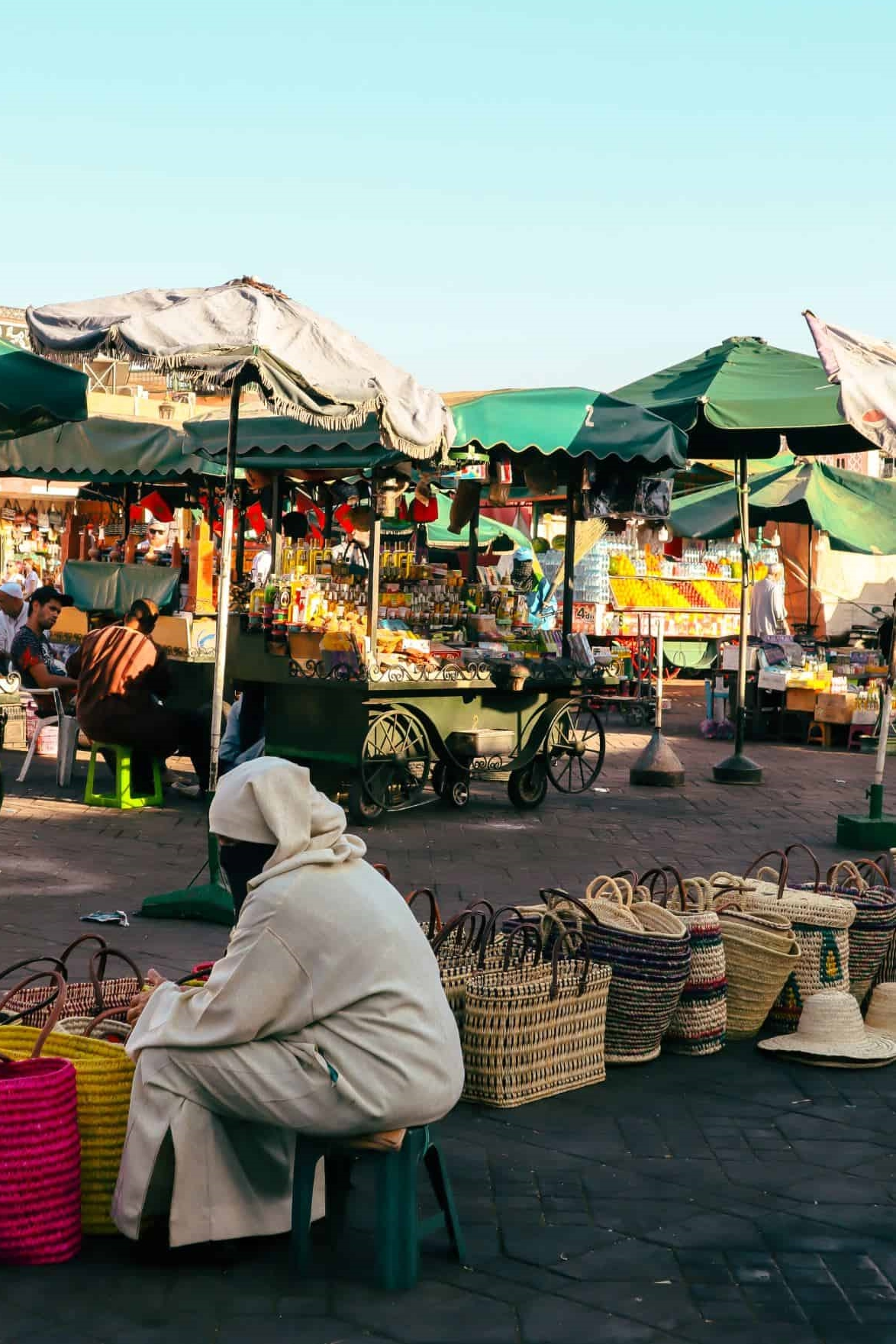 Intalnirea femeilor Marrakech.